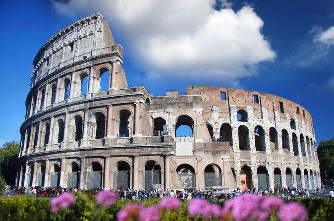 The Colosseum in Rome is a must-see