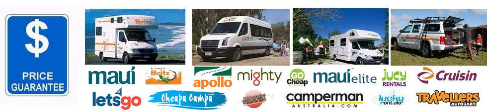 Campervan Hire Price Guarantee
